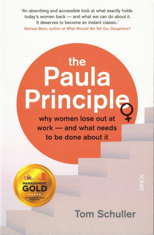 The Paula Principle: Why women lose out at work – and what needs to be done about it